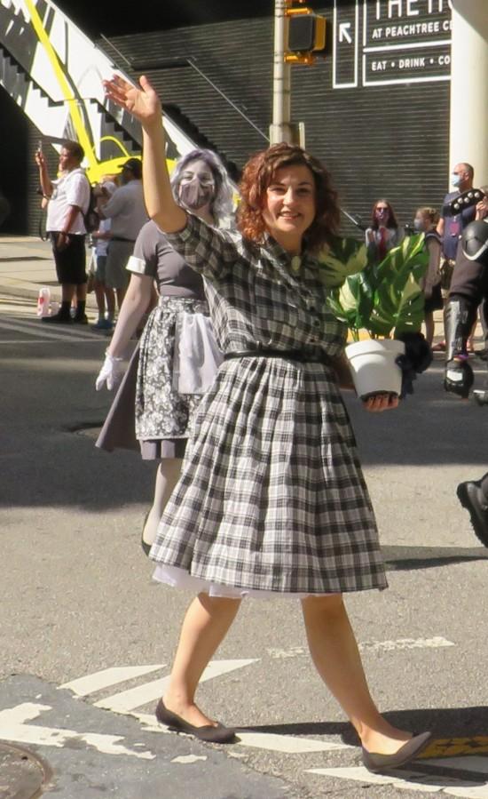 Agatha Harkness cosplay!