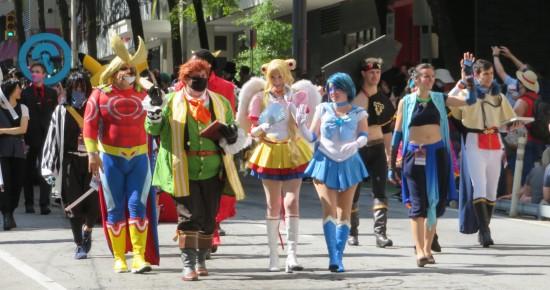 anime cosplay!