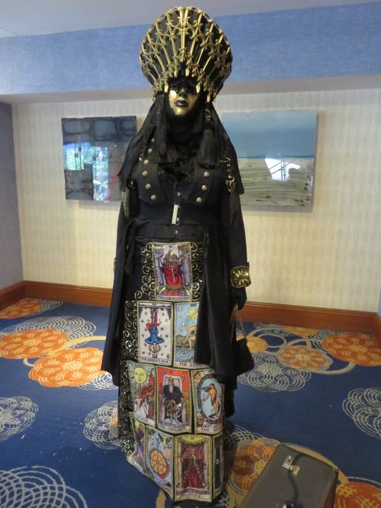 Baba Divina Tarot cosplay!