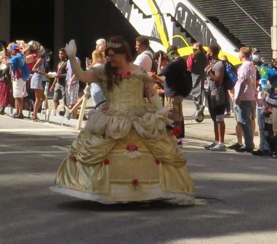Belle cosplay!