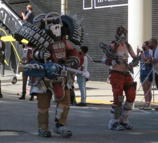 Borderlands cosplay!