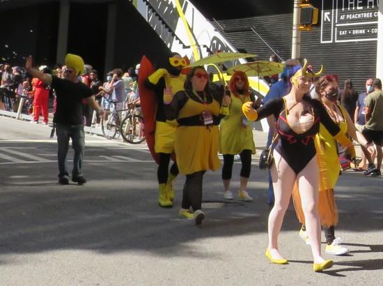 Cartoon Network cosplay!