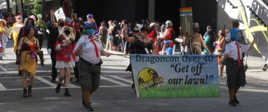 Dragon Con Over 40 cosplay!
