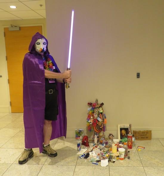 Fed Ex Jedi?