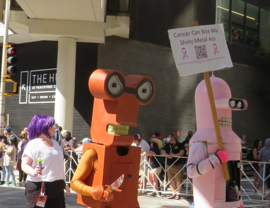 Futurama cosplay!