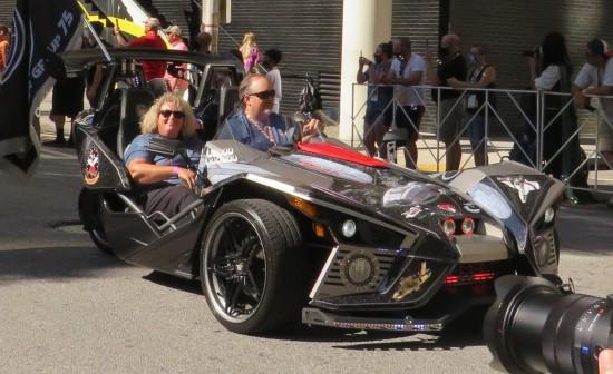 Galactica fan car!