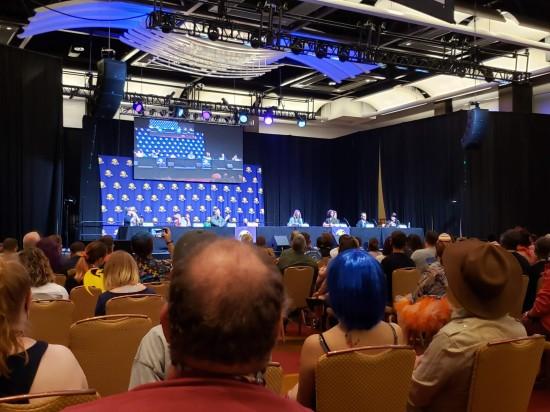 Galactica panel!