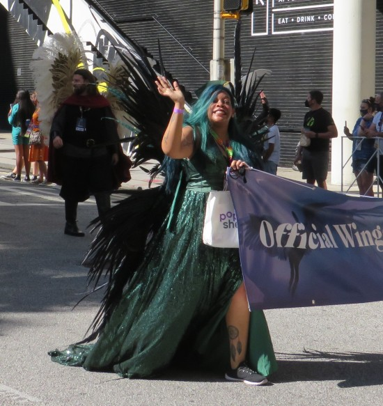 Official Wings of Dragon Con cosplay!