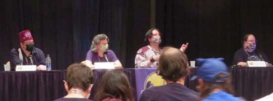 JSA panel!