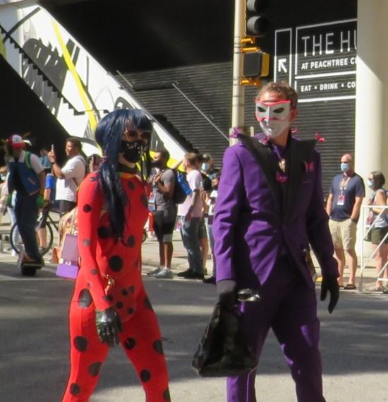 Ladybug cosplay!