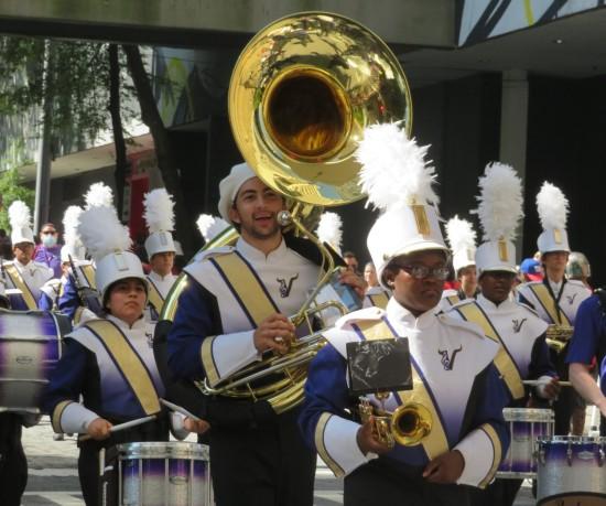 Lakeside High School Viking Band!