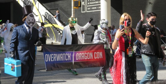 Overwatch cosplay!