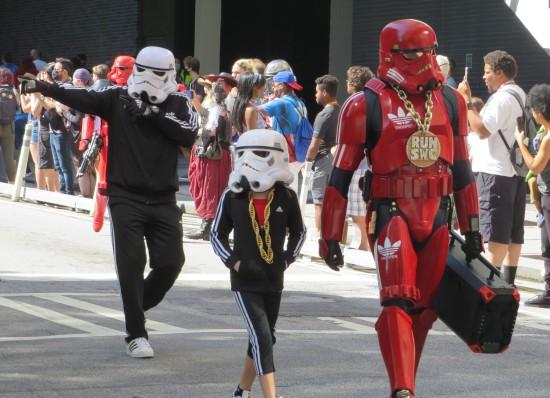 Run SWC cosplay!