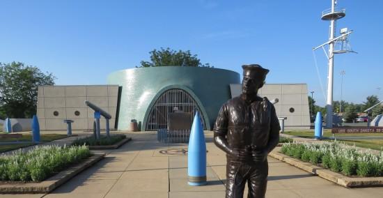 USS South Dakota sailor man!