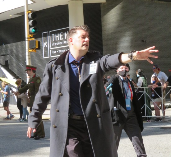 Tenth Doctor cosplay!