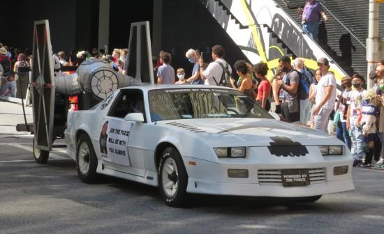 TIE Fighter car!