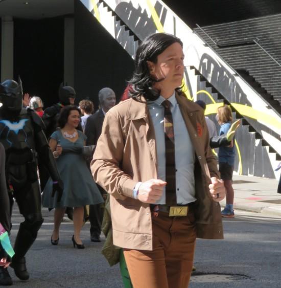 TVA Loki cosplay!