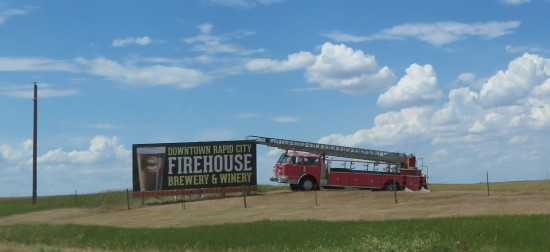 roadside fire engine!