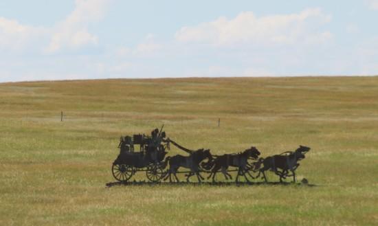 stagecoach art!